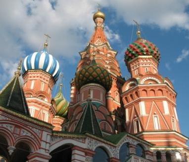 La Catedral de San Basilio de Moscú