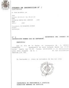 Certificado - intérprete de ruso